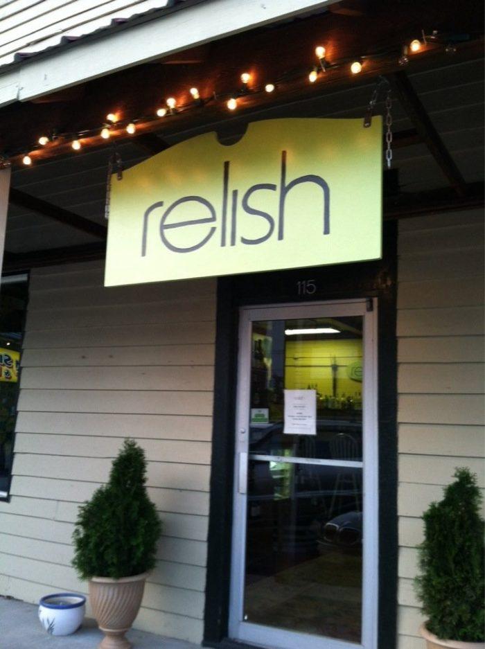 2. Warsaw: Relish