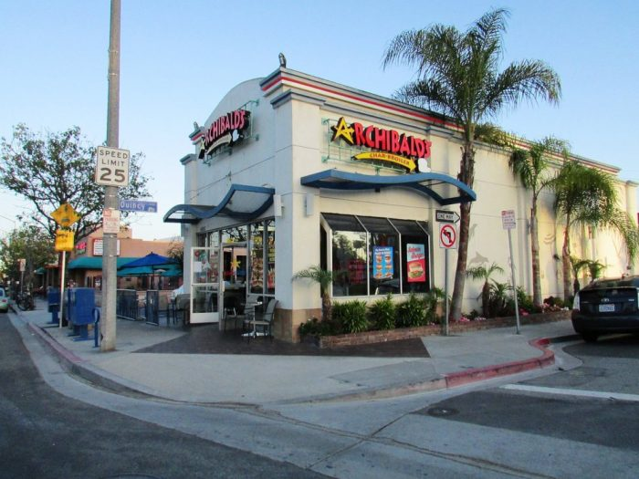 3. Archibald's Burgers - Several locations in SoCal