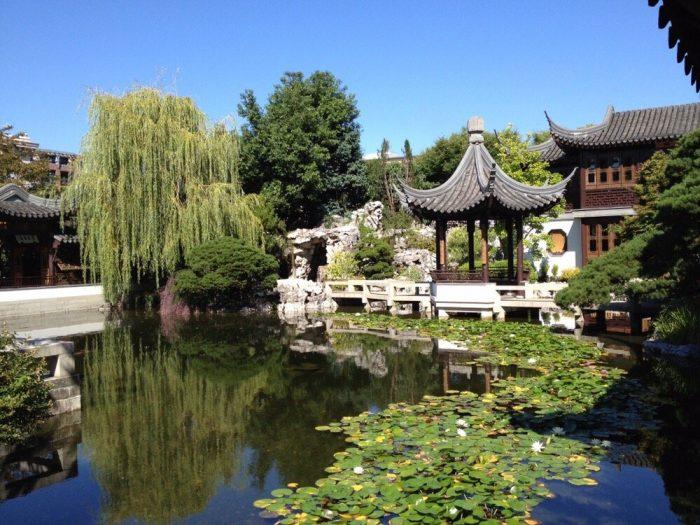 4. Lan Su Chinese Gardens