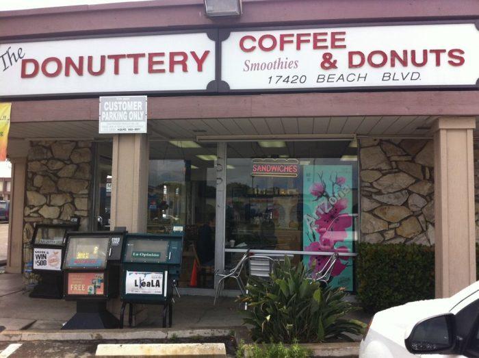 5. The Donuttery -- Huntington Beach