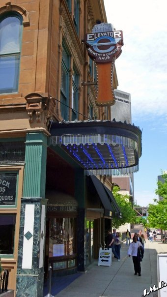 11. The Elevator Brewery and Draught Haus (Columbus)