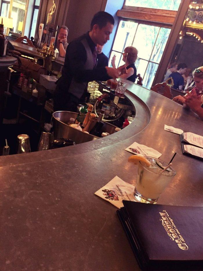 3) Monteleone's Carousel Bar, 214 Royal St.