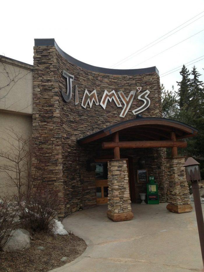 5. Jimmy's Family Restaurant, Walker