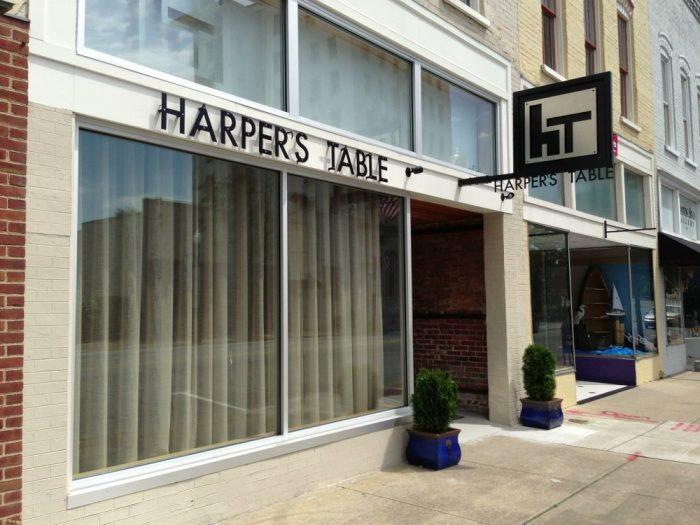 5. Suffolk: Harper's Table