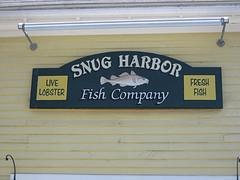 13. Snug Harbor Fish Company, Duxbury