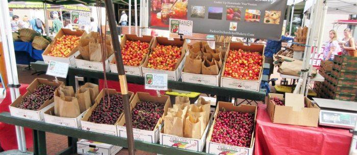 6. Portland Farmers Market