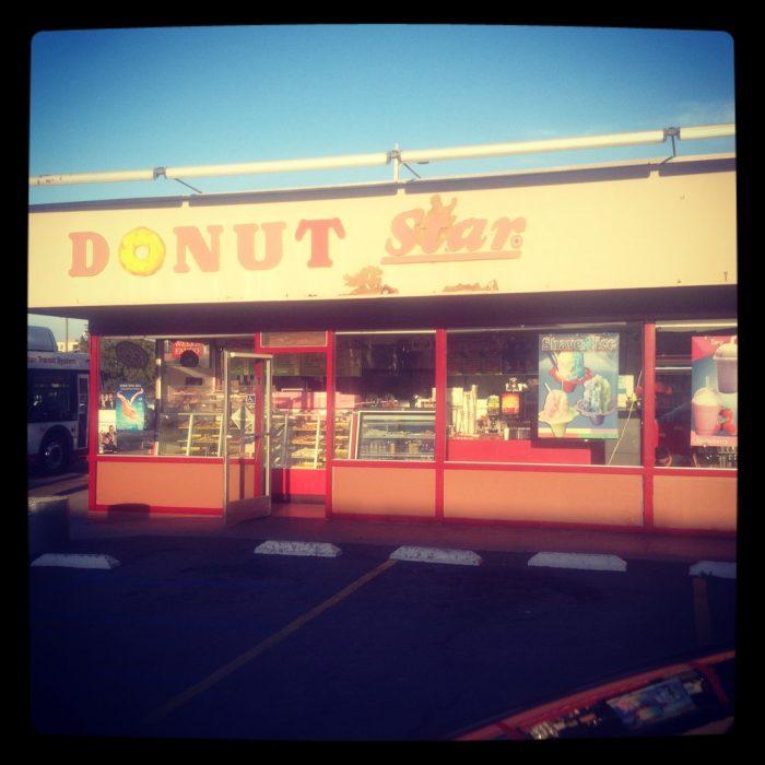 3. Donut Star -- San Diego