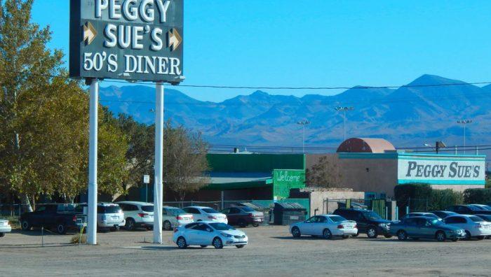 3. Peggy Sue's Diner