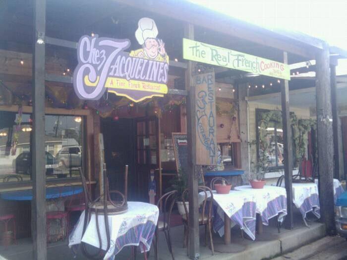 3. Chez Jacqueline Restaurant, 114 E. Bridge St., Breaux Bridge, LA