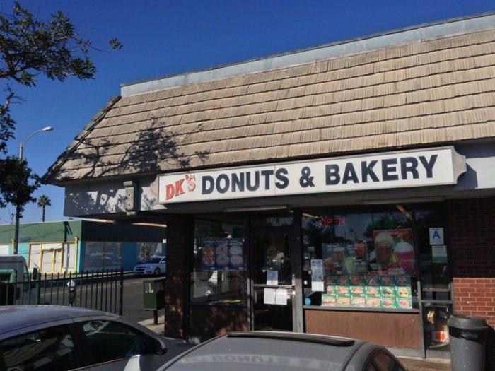 4. DK's Donuts & Bakery -- Santa Monica