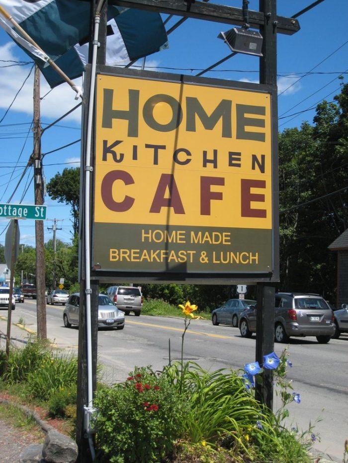 2. Home Kitchen Cafe, Rockland