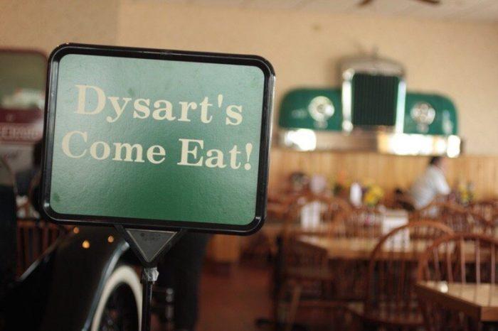 6. Dysart's, Bangor