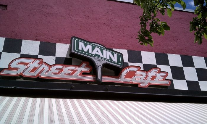 6. Main Street Cafe (Grand Junction)