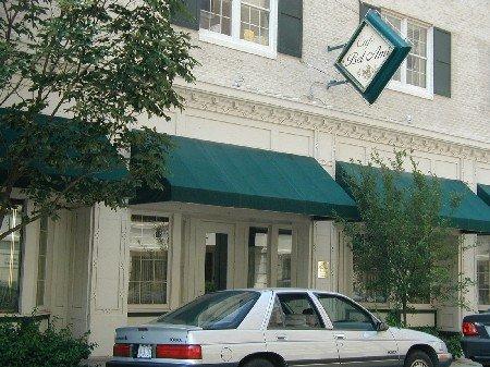 6. Cafe Bel Ami (Wichita)