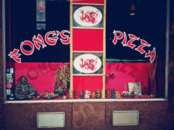 5. Fong's Pizza