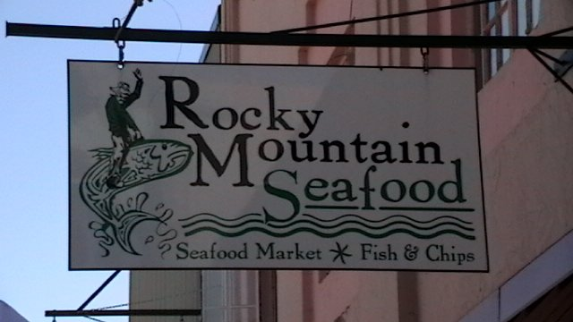 2. Rocky Mountain Seafood