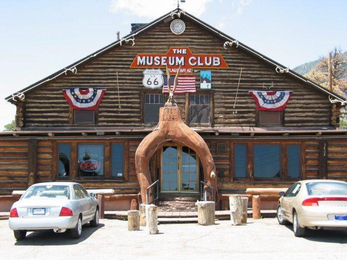 10. The Museum Club, Flagstaff