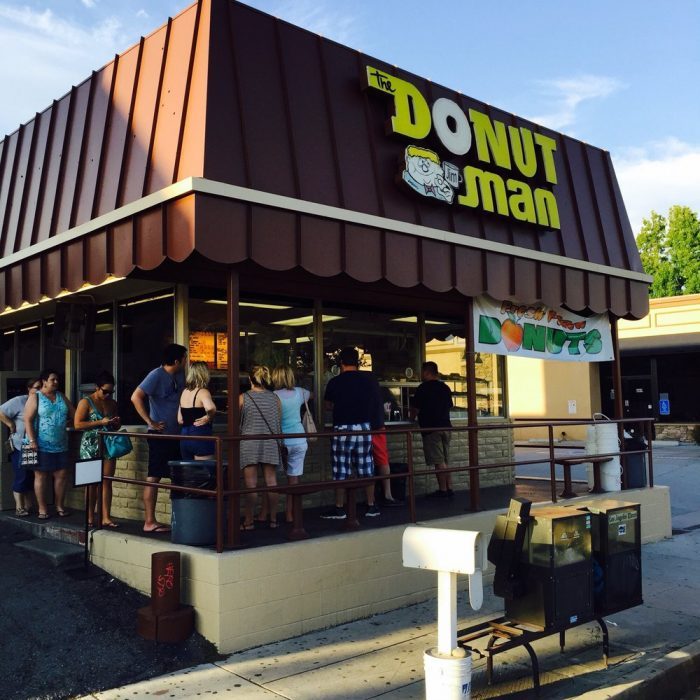 2. The Donut Man -- Glendora