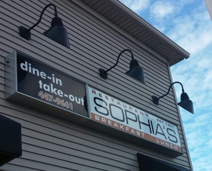 7. Sophia's Restaurant, Buffalo