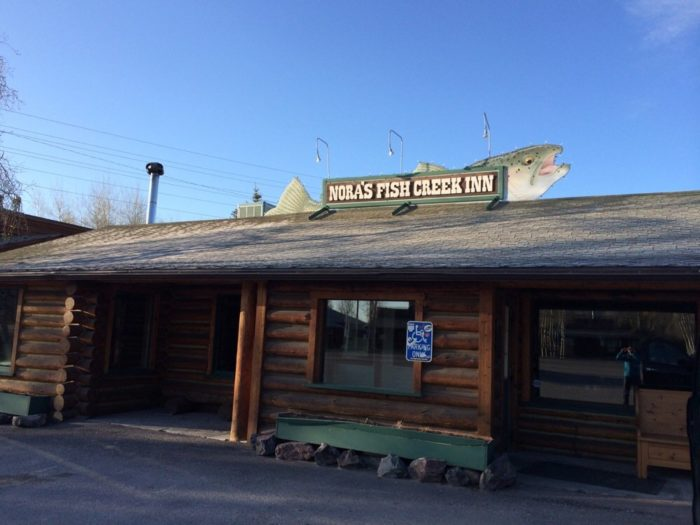 4. Nora's Fish Creek Inn