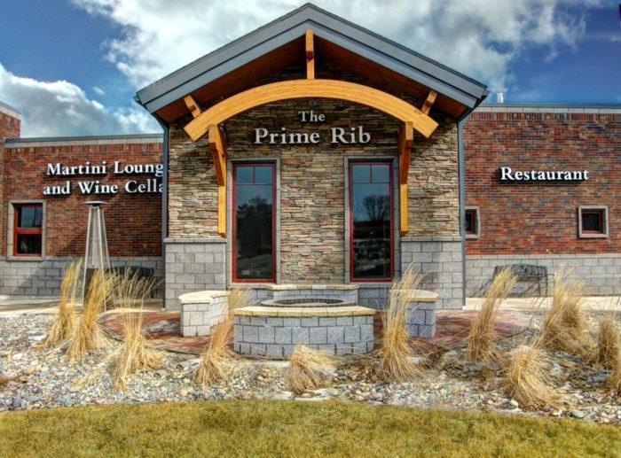 7. The Prime Rib Restaurant