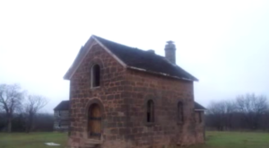 This Haunted Mission In Oklahoma Has A Dark Past…And It's Truly Terrifying