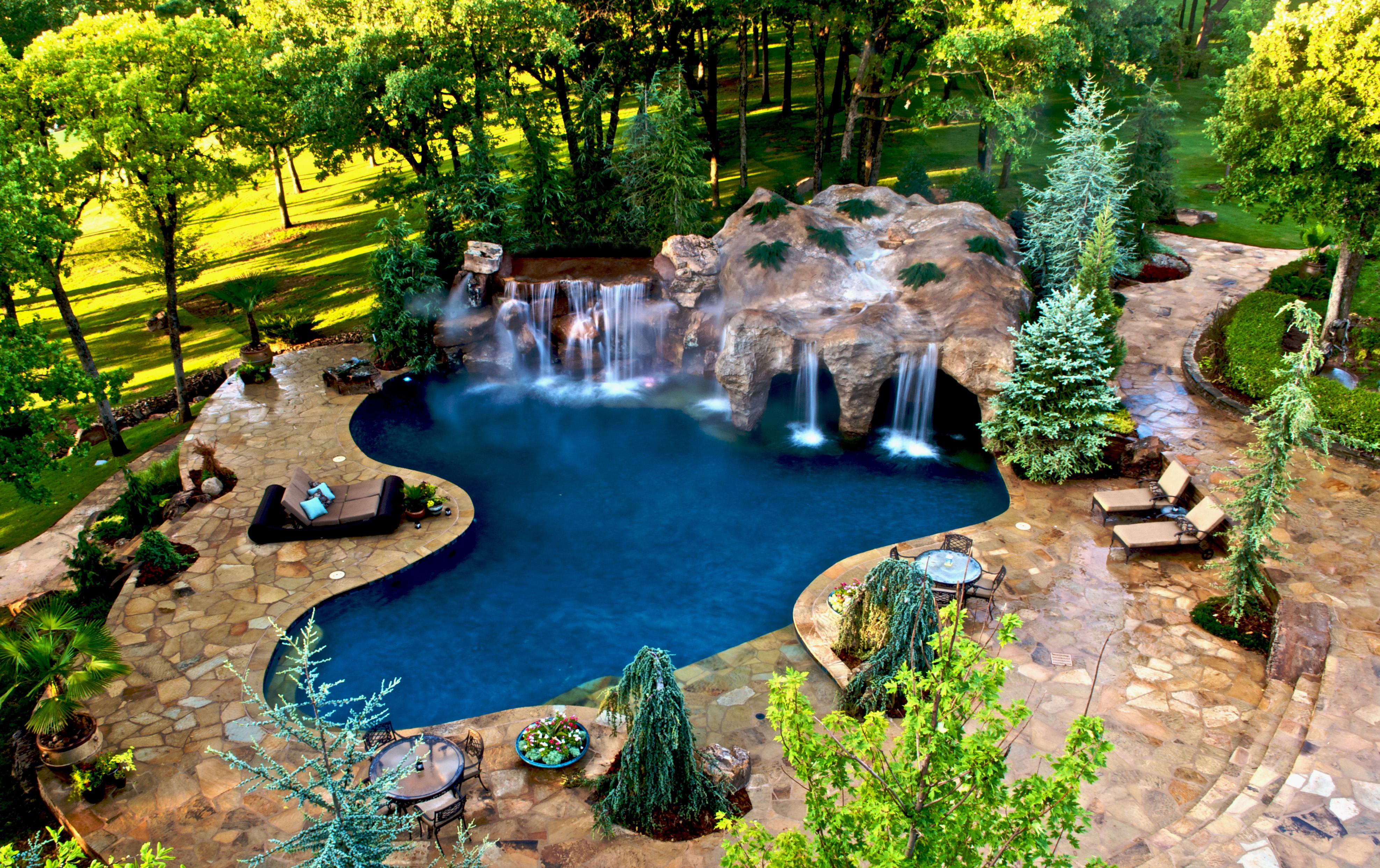 This Dream Backyard In Oklahoma Is A Must See
