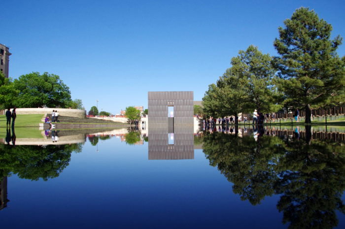 Then head over to the Oklahoma City National Memorial and Museum to view the remarkable memorial that was built to remember those who lost their lives in the bombing of 1995.