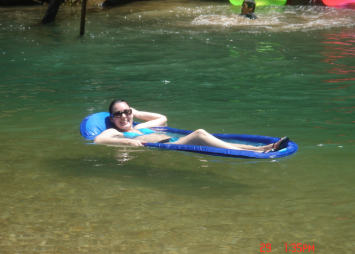 Spring Creek is known for its diverse fish, insect and crustacean fauna along with cool, refreshing water. Grab your water toys and cool off at this pristine creek in Oklahoma!