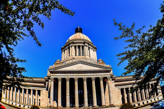 10. Tour the Washington State Capitol in Olympia