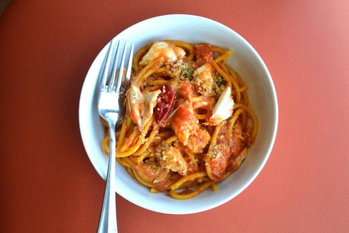 osteria food