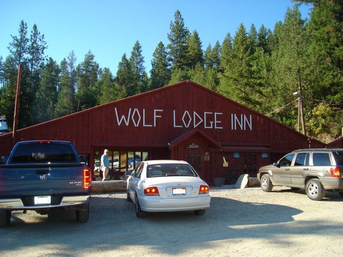 9. Wolf Lodge Steakhouse, Coeur d'Alene