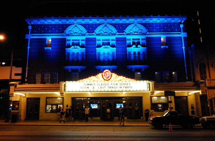3. The Paramount Theater
