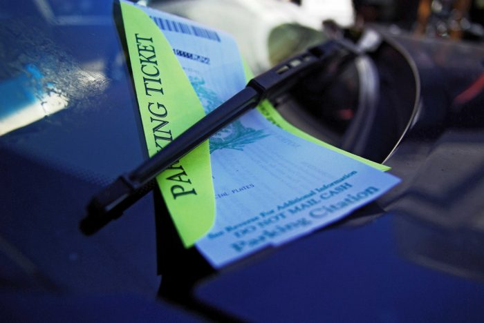 "6. ""It's possible to get a parking ticket for parking in your own driveway."""