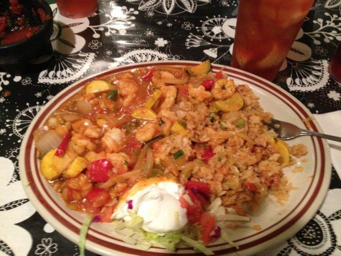5. Pepes Mexican Restaurant, 27718 Main St., Lacombe, LA