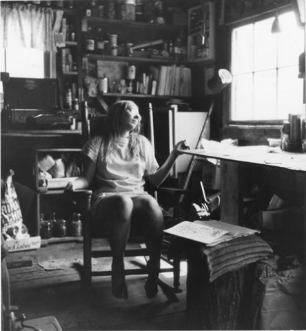 4.  Wendy at Home.