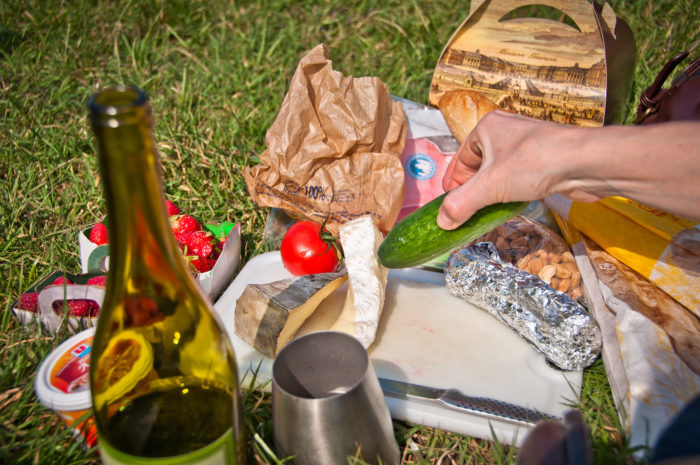 5. Picnic In The Park
