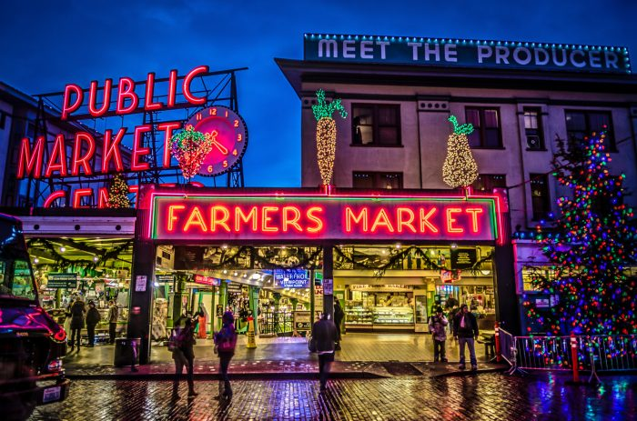 3. Stroll through Pike Place Market