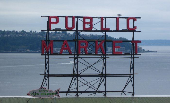 1. Pike Place Market