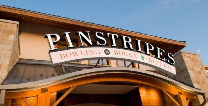 10. Bowl and Play Bocce at Pinstripes