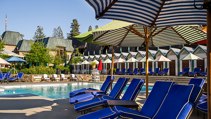 1. Francis Ford Coppola Winery Pool, Geyserville