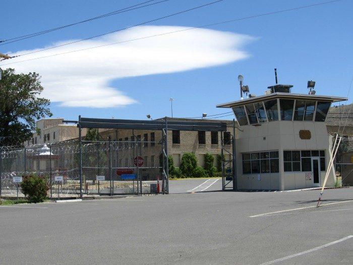 17. Tour a haunted prison.