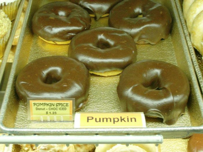 pumpkin chocoate