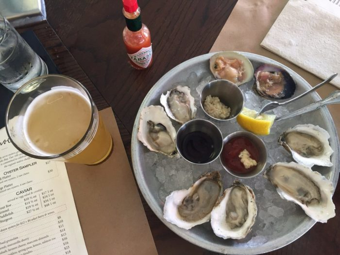 rapphannock oyster food