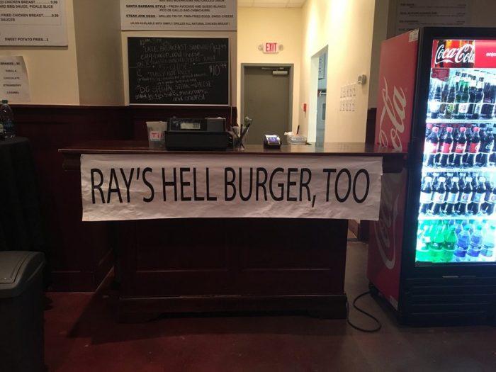 10. Ray's Hell Burger