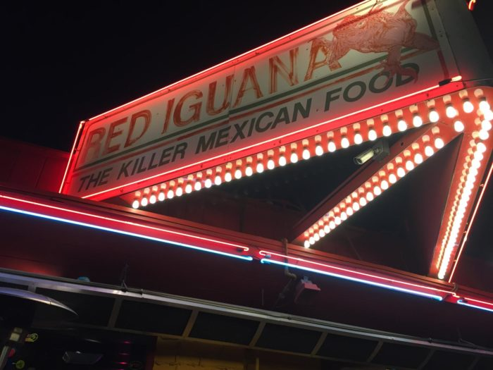 Ramon and Maria Cardenas opened Red Iguana in 1985.