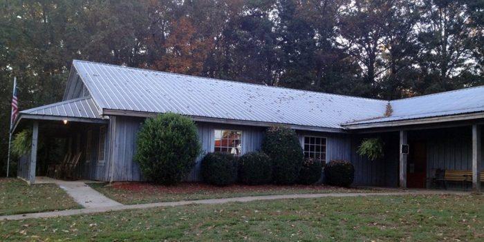 4. The Redd House Restaurant—2267 Thyatira Brockton Rd Jefferson, GA 30549
