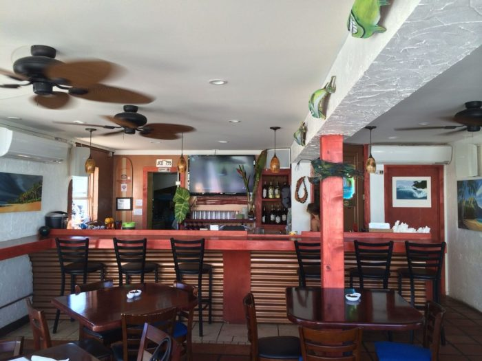 2. Fat Kahuna's Beach Side Grille, Cocoa Beach