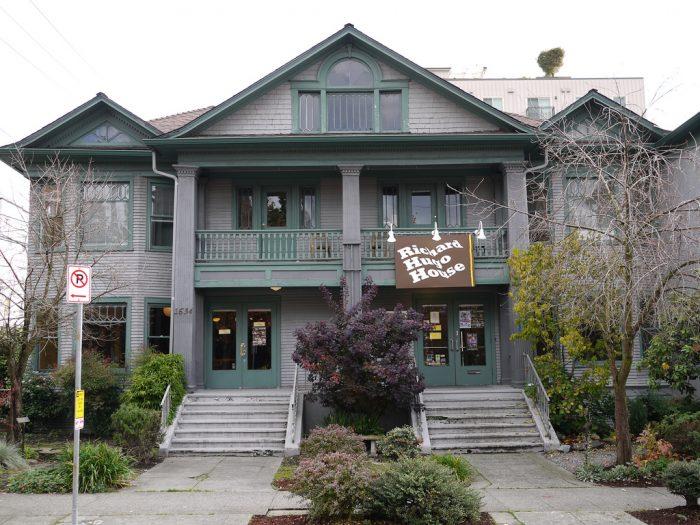 4. Richard Hugo House