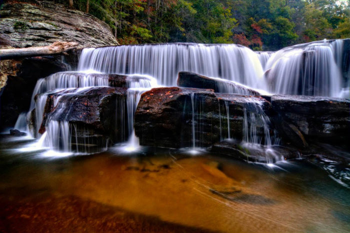 2. Riley Moore Falls - Riley Moore Falls Trail, Westminster, SC